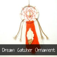 Modern Dream Catcher