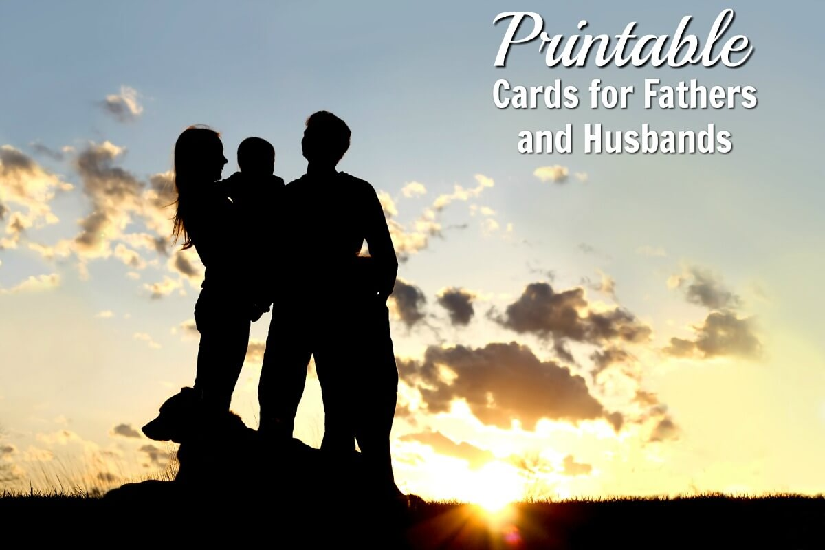 photograph about Free Printable Birthday Cards for Husband referred to as 6 Free of charge Printable Birthday Playing cards for Husbands