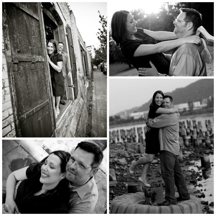 Engagement Session Photo Shoot