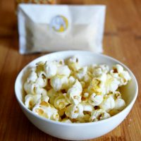 Popcorn Recipes and Gift Set