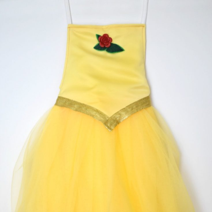 Princess Belle Dress Up Costume