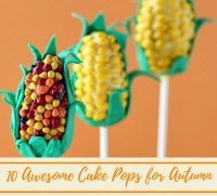 Fall Cake Pops for That Autumn WOW! Factor
