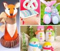 DIY Sock Toys  – Hopelessly Adorable and Easy DIYs