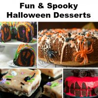 15 Halloween Desserts That Go Way Beyond Packaged Candy