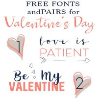 The Best Free Valentine's Day Fonts