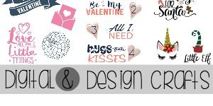 Cricut Silhouette Free SVG Cut Files