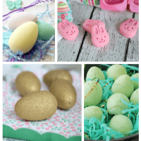 11 of the Most Adorable DIY Easter Bath Bombs to Gift or Keep!