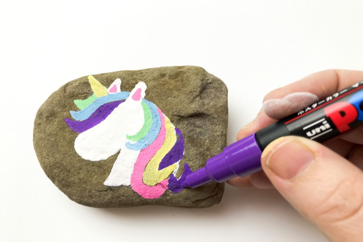 unicorn rock for kids