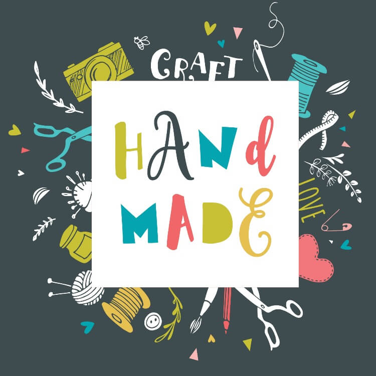 Digital Handmade Craft Free SVG Files and Free Fonts