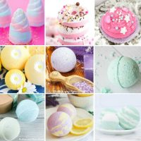 The Most Creative Bath Bombs You Can Actually Make Yourself!