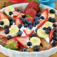 Whip Up These Yummy Dessert Nachos in Minutes!