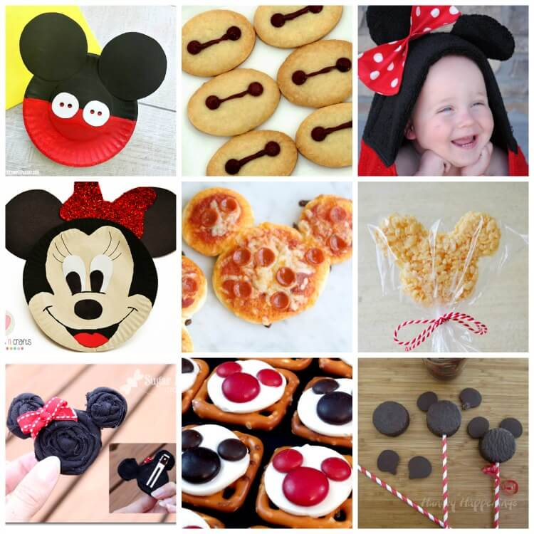 Mickey Mouse Crafts That Will Help You Bring the Smiles