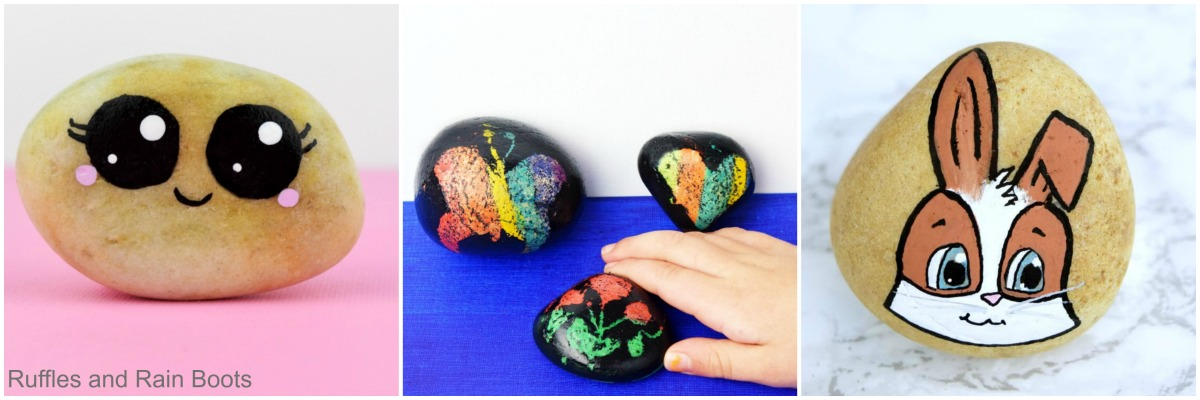 Dorado River Rock Painting Ideas for Rock Painting Beginners