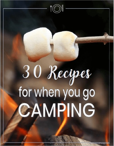 camping cookbook camping breakfast dinner when camping camping recipes what to cook camping