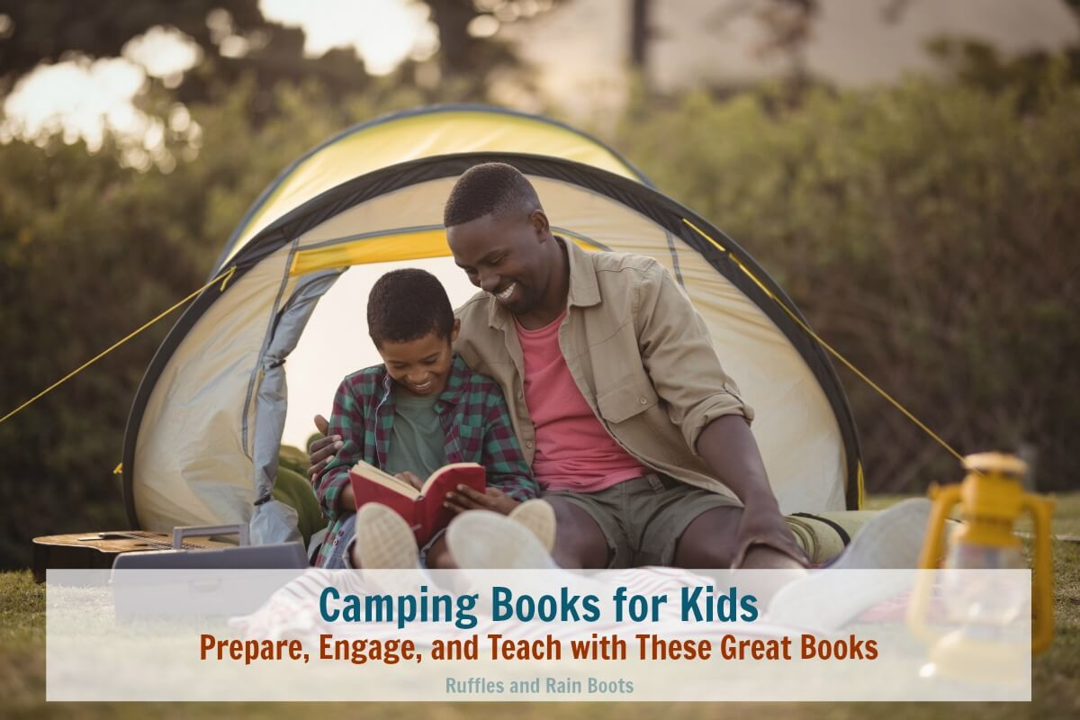 Review Camping Books for Kids