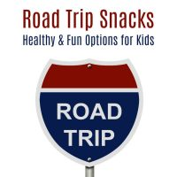 Simple Road Trip Snacks for Kids They Will Actually Eat