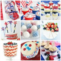 4th of July Desserts – Red, White, and Blue Desserts to Impress!
