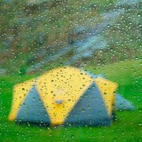 How to Have Fun Camping in the Rain with Kids