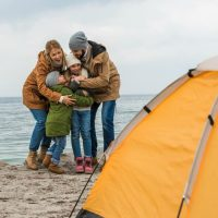The Biggest Benefit of Camping with Kids