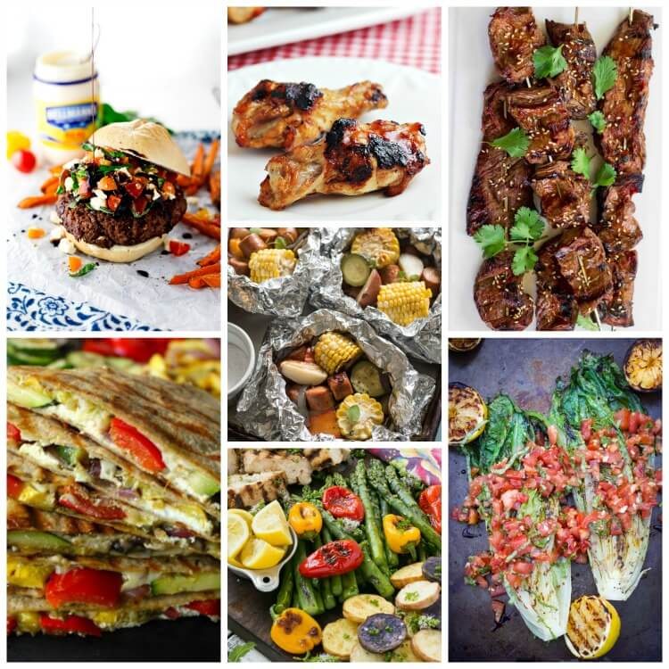 Grilled Camping Recipes Made Easy – Camping Dinners