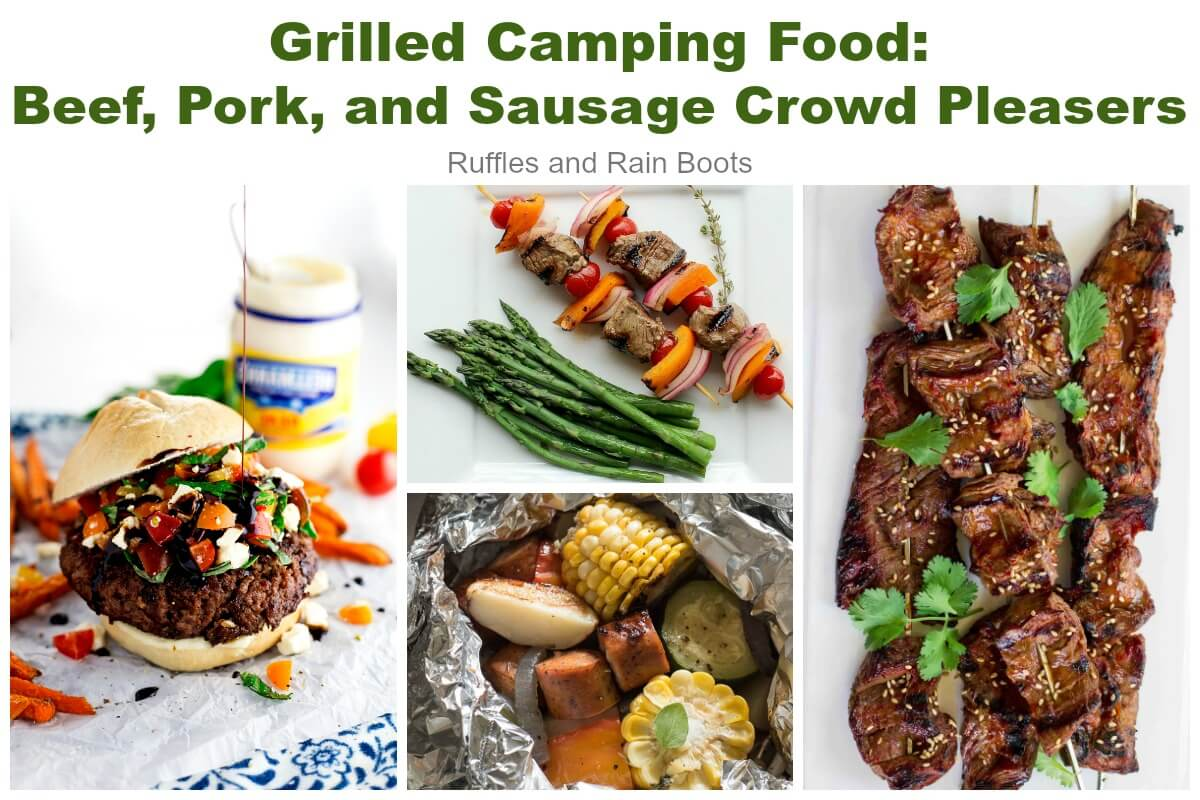Grilled Beef Camping Recipes