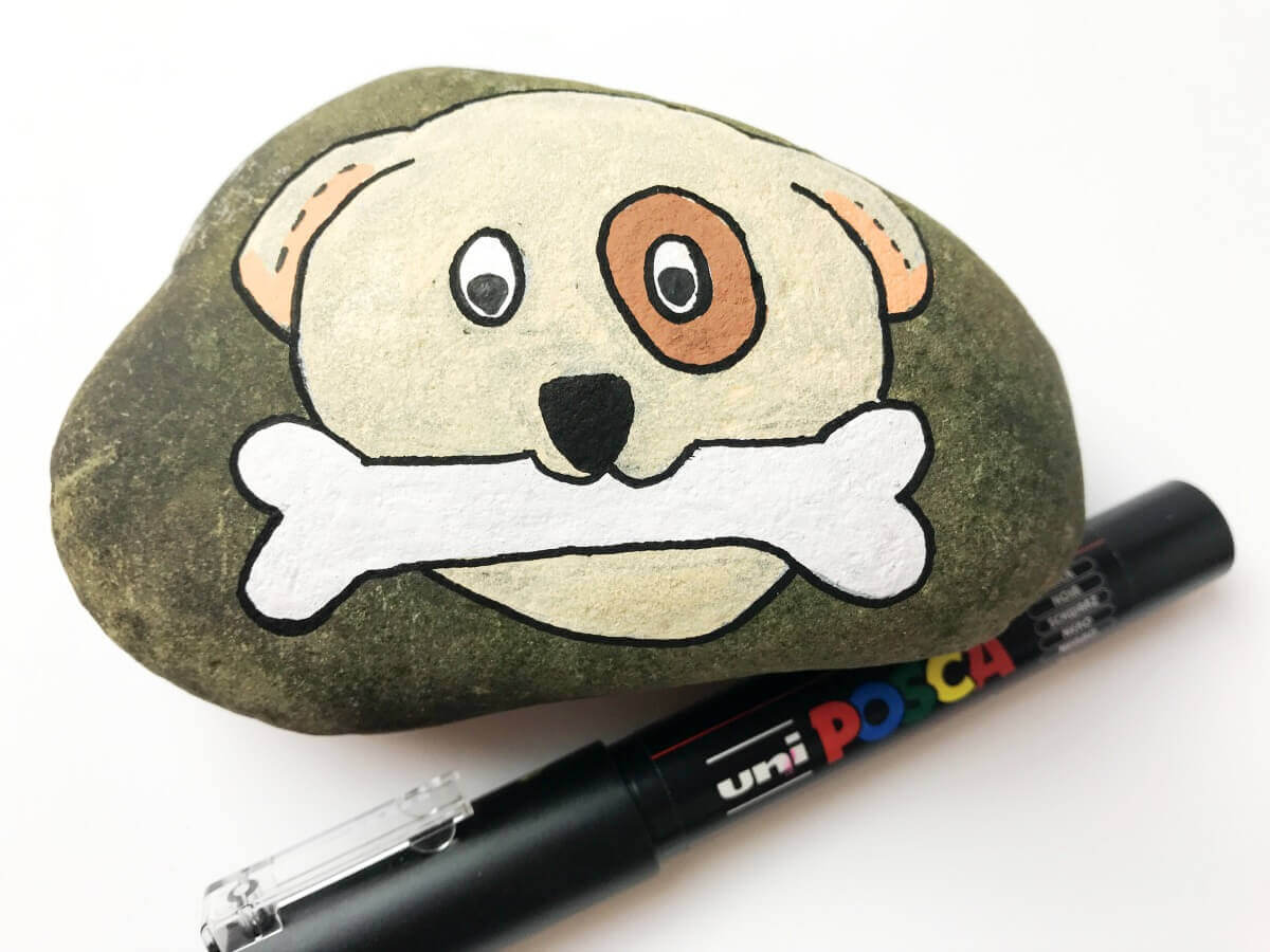 rock painting ideas for adults #pinitforlater
