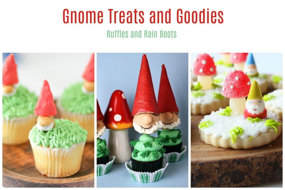 Gnome Party Gnome Food gnome play