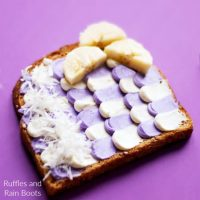 Mermaid Toast – Make a Mermaid Lover's Day!