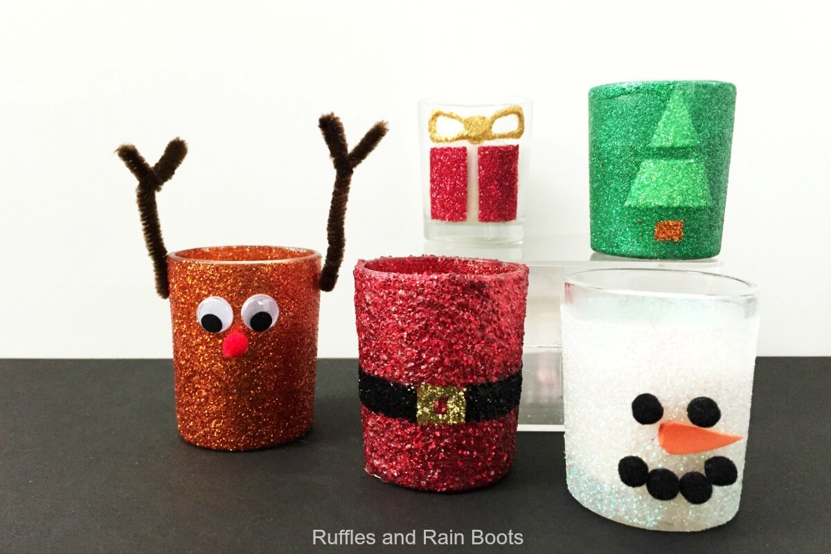 Christmas Decorations - Ideas for Candles