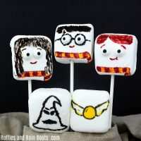 Harry Potter Marshmallows – HILARIOUS Fun for All Ages!