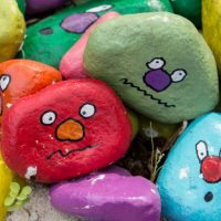 Rock Painting 101: How to Fix Mistakes Rock Painting