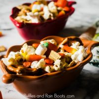 This is The Perfect Fall Snack Mix Recipe