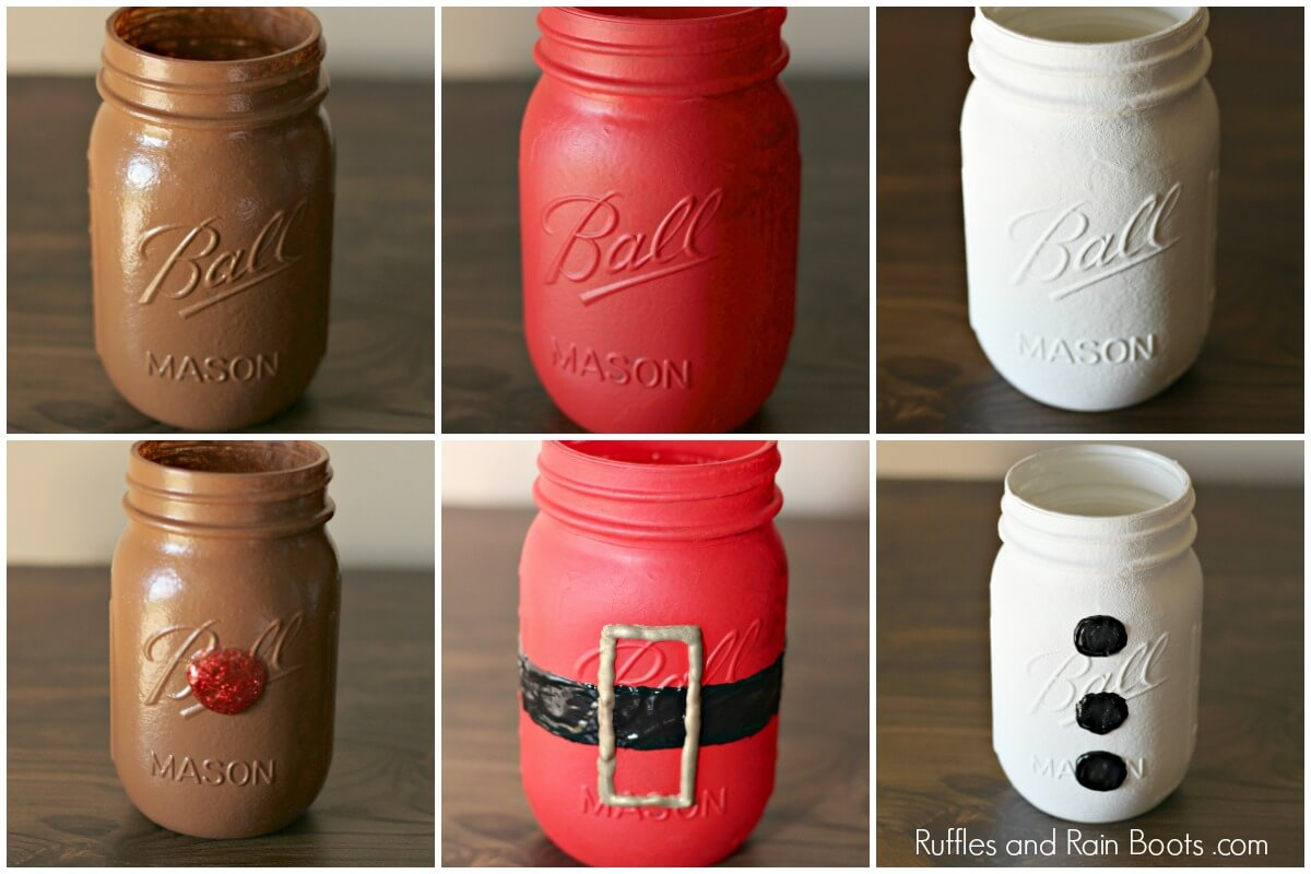 How to Decorate Mason Jars for Gifts