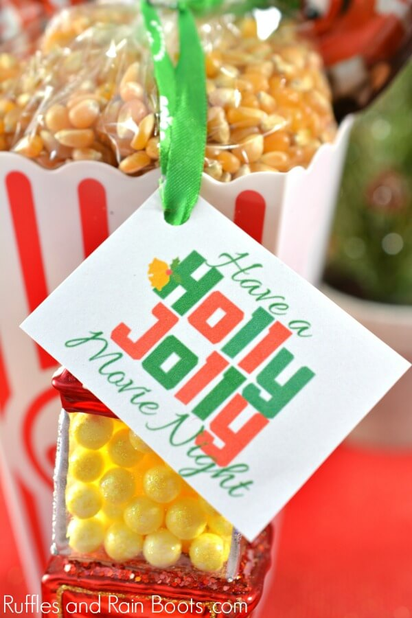 movie gift idea make a movie gift basket in just minutes