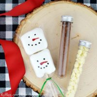 Hot Cocoa Mug Gift Idea – It's Easy and Downright Adorable!