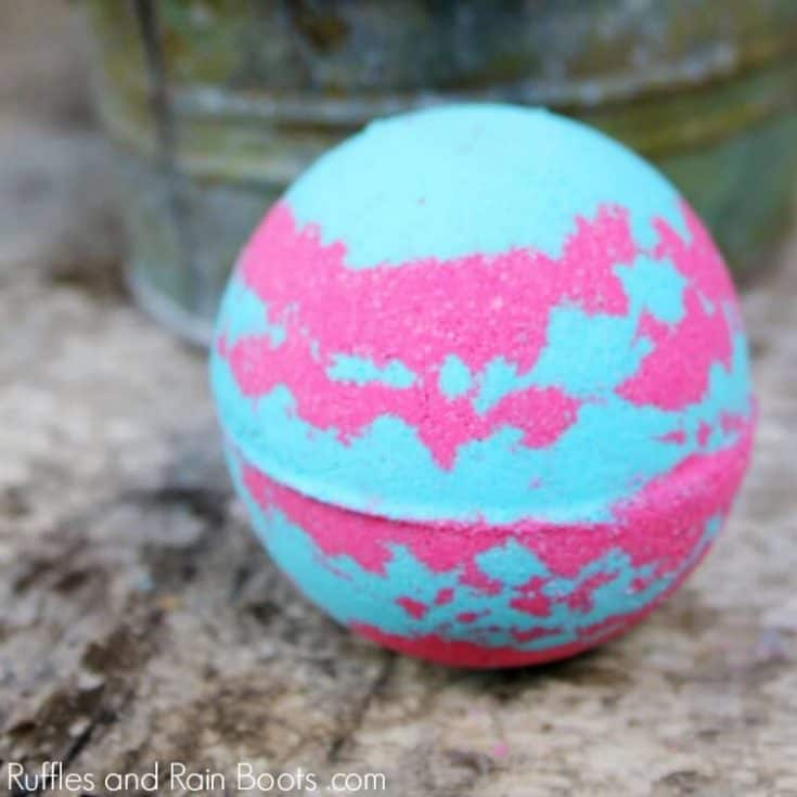 Decongestant Bath Bombs