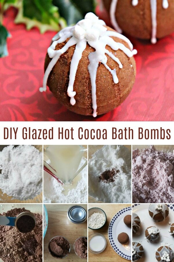 Hot Cocoa Bath Bombs And Theyre As Good As They Sound