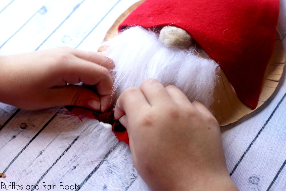 How to Make a Gnome for the Holidays