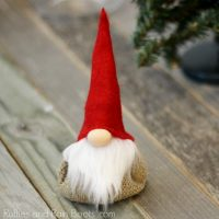 Gnome Lavender Sachet DIY and 4 Reasons Why You Need This!
