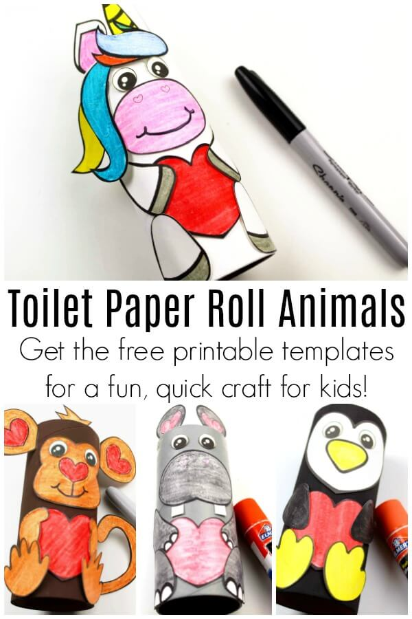 Free Printable Toddler Crafts