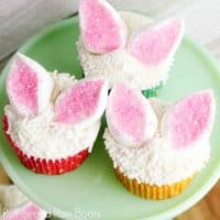 Easy Easter Bunny Cupcakes – Too Cute NOT to Make