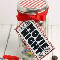 Make This Movie Date Night in a Jar and Snuggle Up