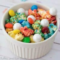 This Rainbow Popcorn Will WOW Them!