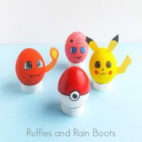 This Pokemon Eggs Craft Makes for an Amazing Easter