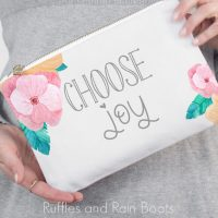 Choose Joy Free SVG for Crafts and Gifts