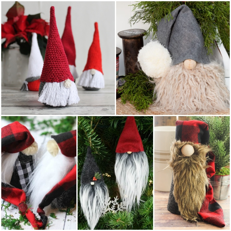 Ultimate List of the Best Christmas Gnome Tutorials and Videos