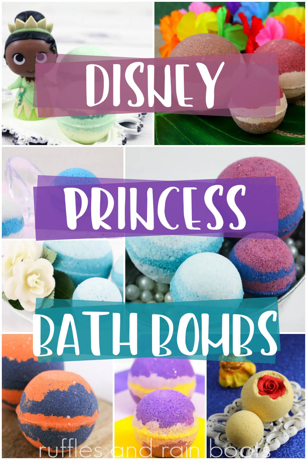 Bath Bombs And Shower Fizzies No Fail Recipes