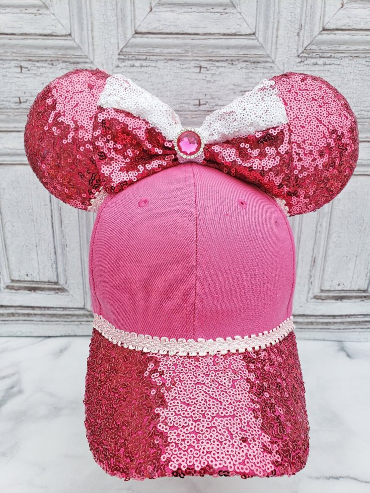 Sleeping Beauty Inspired Mouse Ears Hat