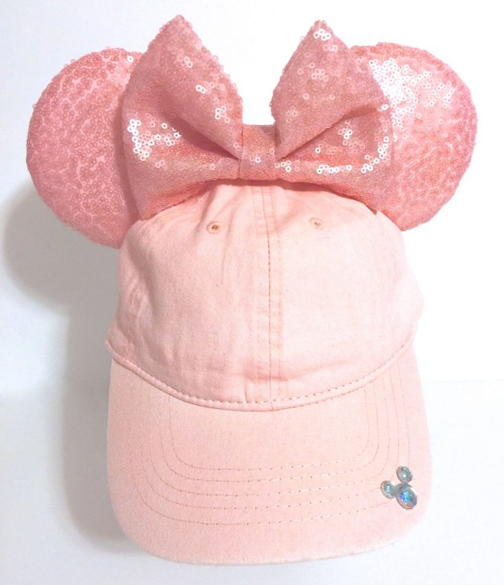 Millennial Pink Mouse Ears