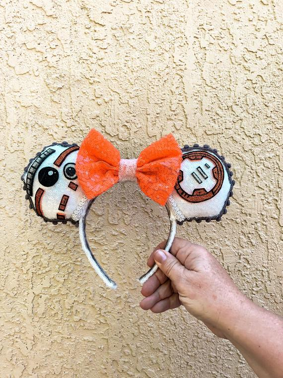 BB8 Mickey Mouse Ears